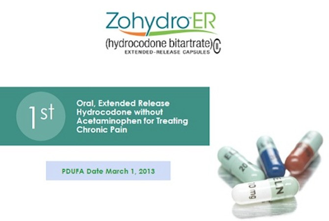 Is The Super Potent New Opiate Painkiller Zohydro Just Too Dangerous?
