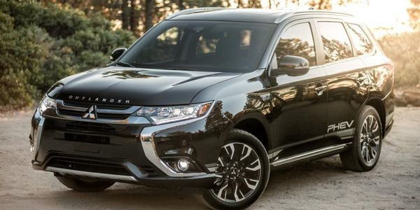 2019 Mitsubishi Outlander PHEV GT S-AWC Test Drive And Review: Present And Accounted For