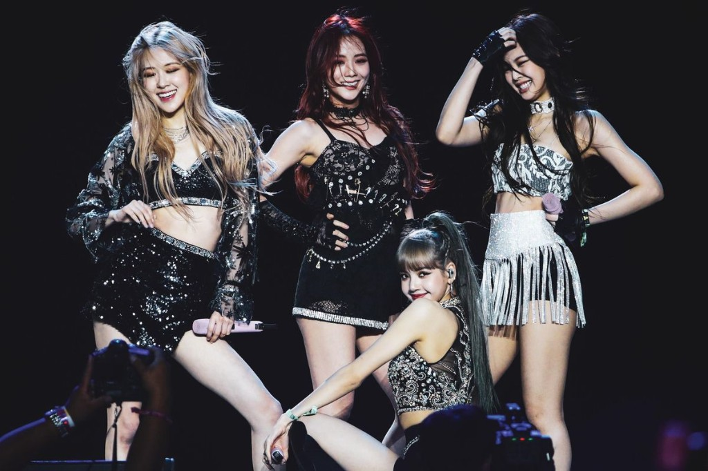 Blackpink's New Single Ties As The Second-Longest-Charting Korean Girl Group Song In Canadian History