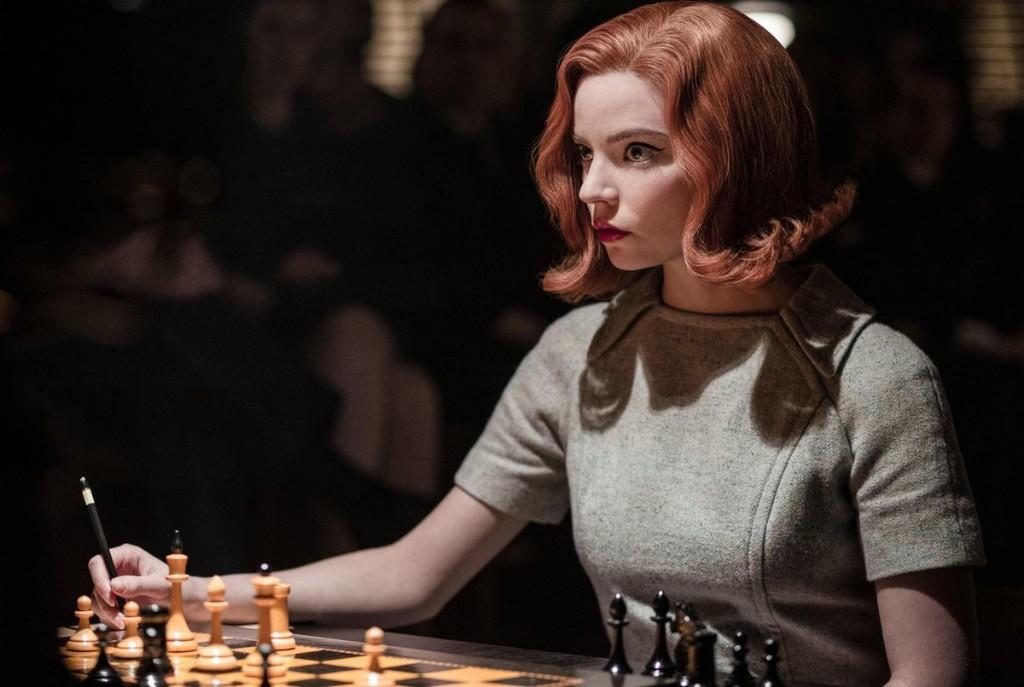 'The Queen's Gambit' Success Highlights A Problem For Netflix
