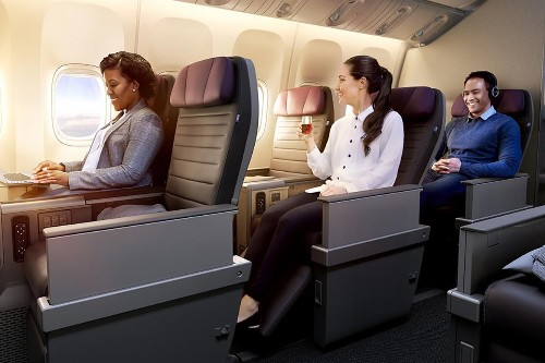 United Airlines Officially Introduces New International Premium Economy Cabin For Sale