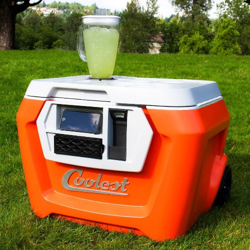 Coolest Cooler Biggest Kickstarter Ever For People Who Don't Want Summer To End
