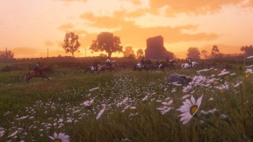 'Red Dead Redemption 2' Is A Movie I Wanted To Turn Off After 20 Minutes, But Won't
