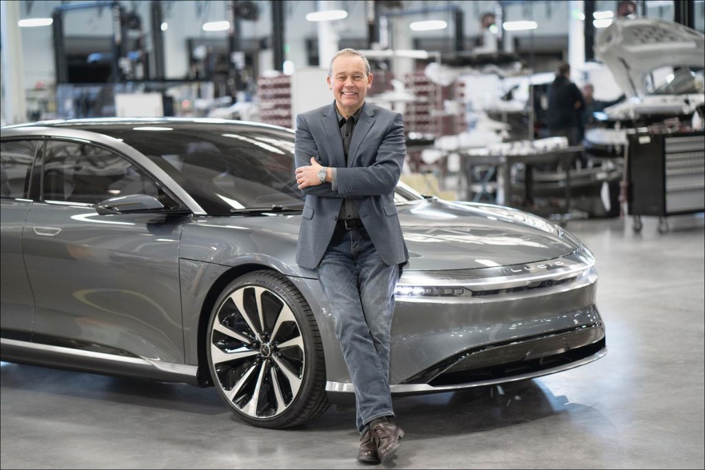 Lucid Motors Creates The World's Most Advanced Battery-Electric Car: A Conversation With CEO Peter Rawlinson