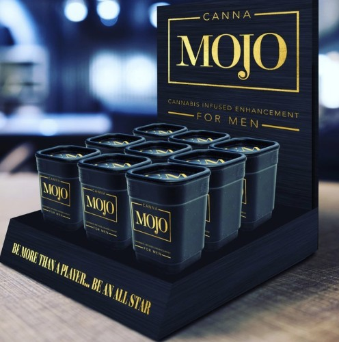 Look Out Viagra, You've Got Competition: Introducing CannaMojo
