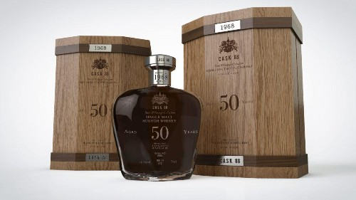 The Glenlivet 50 YO: Two Extraordinary Releases