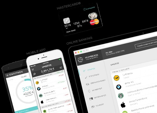 Is This Banking 2.0? Number26 Launches
