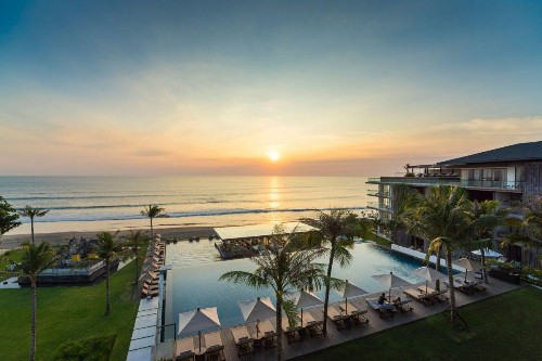 The Best Beachfront Hotels In Bali