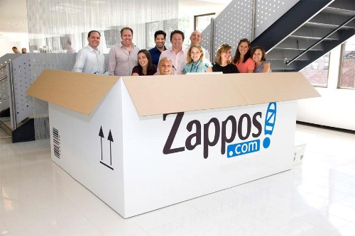 What Is Happening At Zappos?
