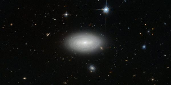 Scientists Discover The Loneliest, Most Isolated Galaxy In The Entire Universe