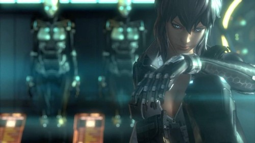 'Ghost In The Shell Online' FPS Finally Revealed