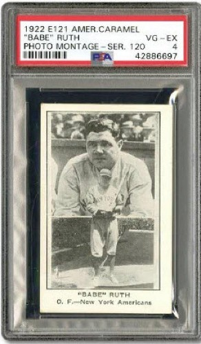 Lucky Collector Kept Ungraded $75K Candy Card Set With Ty Cobb & Babe Ruth In Binder For 28 Years