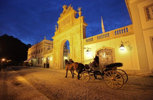 Royal Relax In Portugal: Sintra For Sybarites