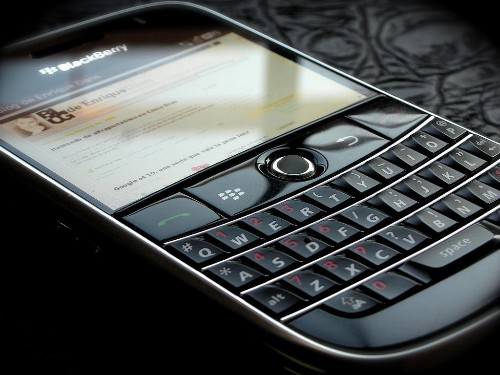 Google's Android Is Going To Save BlackBerry With A Little Help From Amazon
