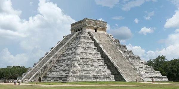 Geologists Discover 'Gateway To Underworld' Hidden Beneath Mayan Temple