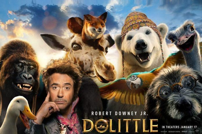 'Dolittle' Review: A Disappointing Mix Of 'House,' 'Batman Beyond' And 'Ducktales'