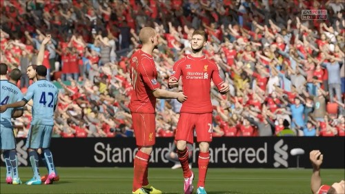PC 'FIFA 15' Catches Up With Xbox One And PlayStation 4