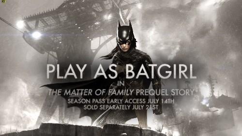 First 'Batman: Arkham Knight' DLC Trailer Is Batgirl Vs The Joker