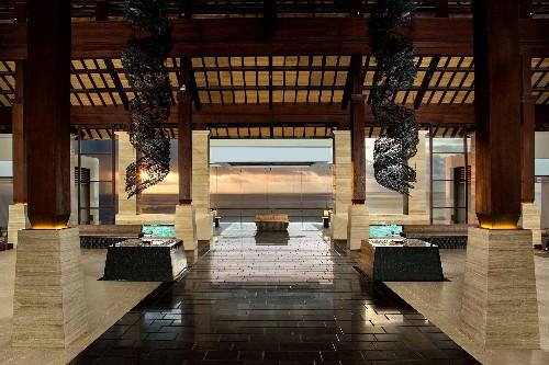 Beach Bliss: Tour The New Ritz-Carlton Bali