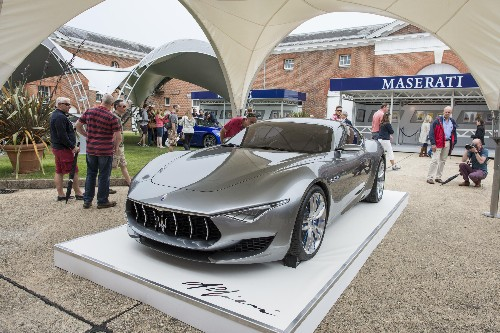 Fiat May Stumble, But Maserati Has Its Foot To The Floor
