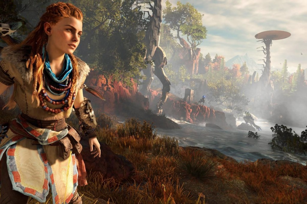 'Horizon Zero Dawn' Is Experiencing A Renaissance, Now Free Of PS4