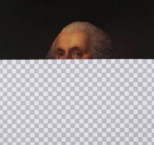 Figurative Paintings-Meet-Digi Culture For Shawn Huckins' Latest Exhibition