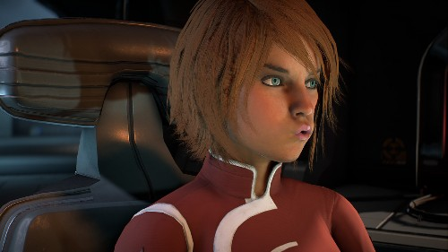 'Mass Effect: Andromeda' Needs To Save Itself From Its Lack Of Save Options