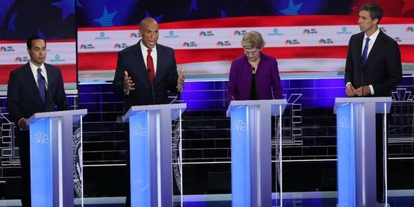 Democratic Debate: Scrapping Private Insurance Divides Candidates