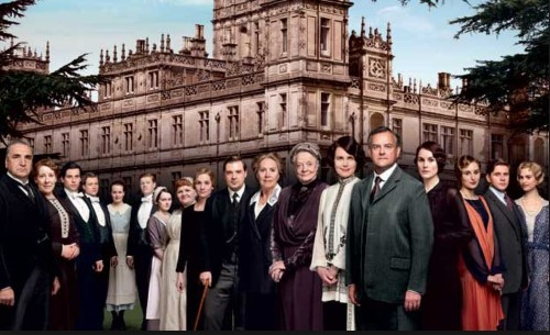 Downton Abbey: The End Is Near For The Series But The Real Mansion Is Forever