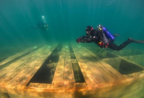 Mysteries Of The Deep In Lake Tahoe Revealed With New Underwater Scuba Trail