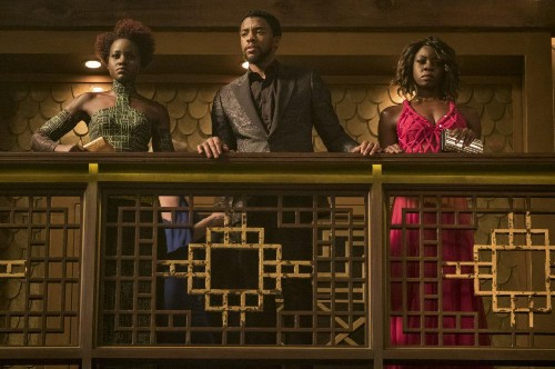 Box Office: 'Black Panther' Now Between 'Dark Knight Rises' And 'Avengers: Age Of Ultron'