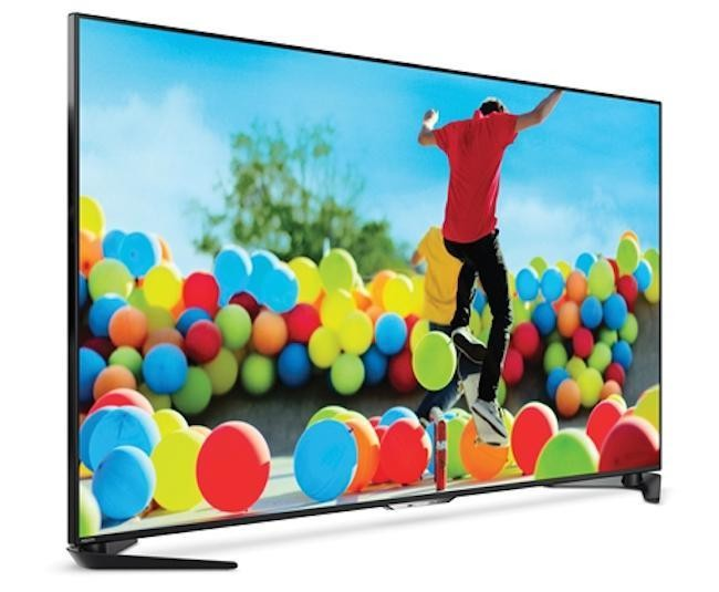 Sharp Exits US Television Business