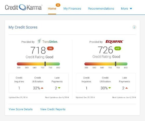 Credit Karma Adds A Second Free Credit Score
