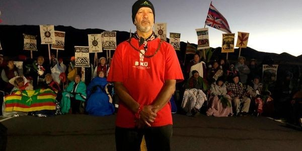 Hawaii's Mauna Kea Protests Strike Common Chord Around The Globe