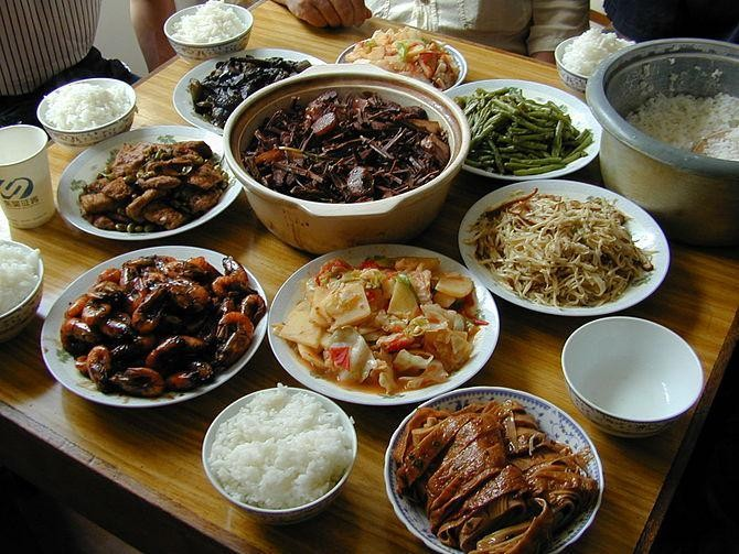 In China, Dining Is Where 'Guanxi' Grows