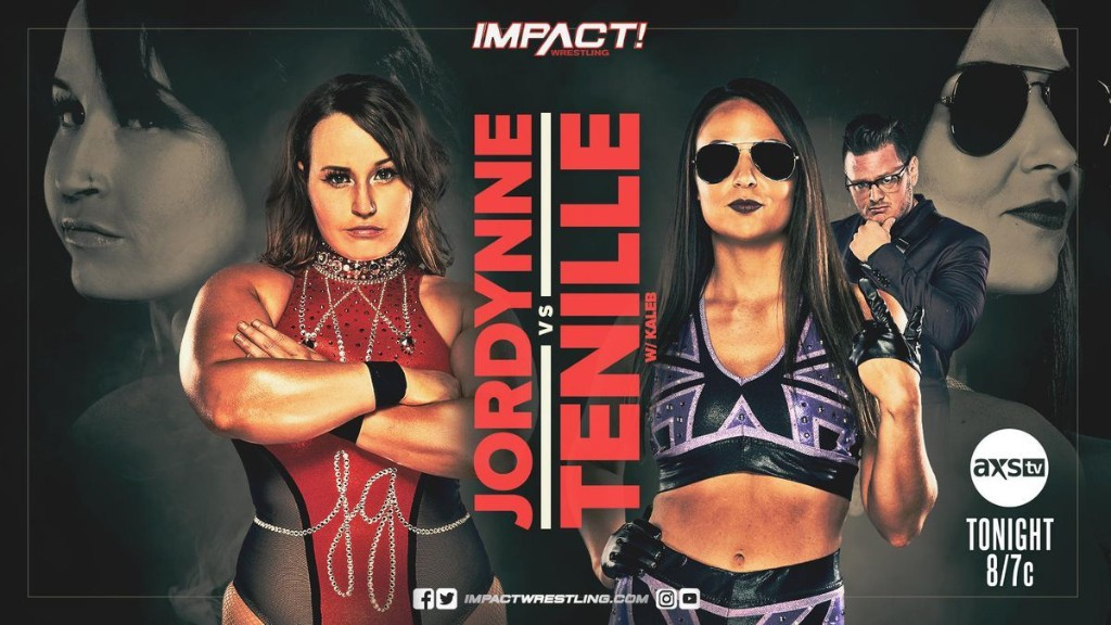IMPACT Wrestling Results: Winners, News And Notes On September 22, 2020