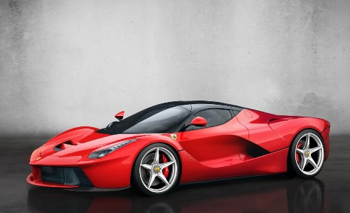 Does It Make Sense To Own A Piece Of Ferrari?