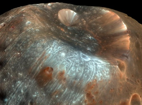 Mars Will Become A Ringed Planet After Ripping Its Moon Apart
