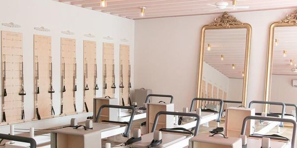 Where Fitness Intersects Interior Design: Paris Pilates Is The Most Instagramable Studio In Los Angeles