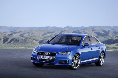 New Audi A4 - Connected Car Pioneer Audi Stretches Infotainment Lead