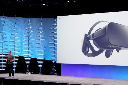 Facebook's Oculus Debuts $199 Wireless Headset In Push To Make VR Mainstream