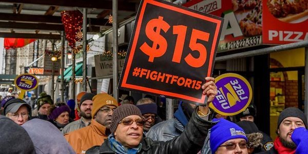 Congress Might Not Pass A $15 Minimum Wage—But These States Already Have