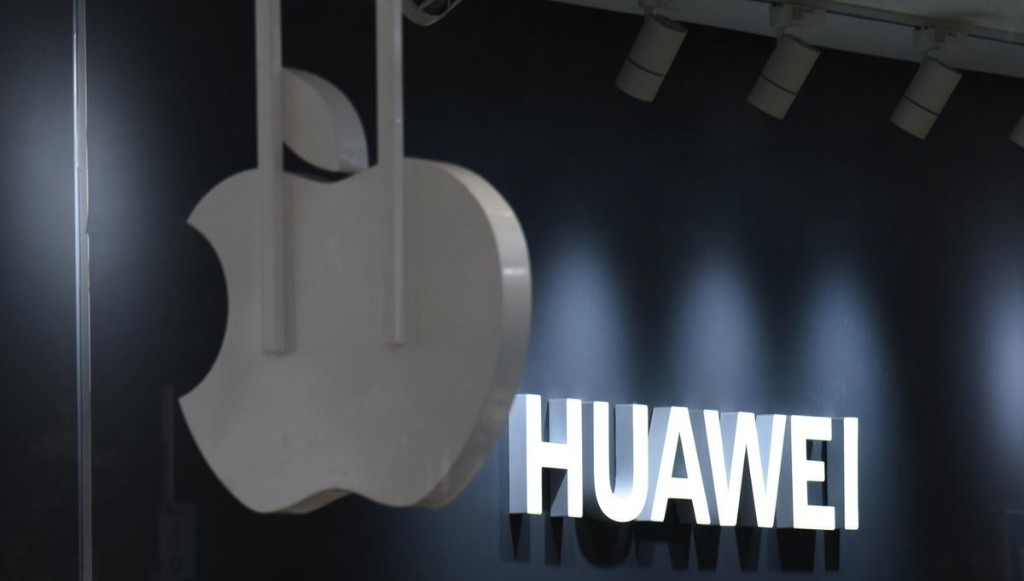 Forget Google—Huawei Urgently Turns To Apple Instead
