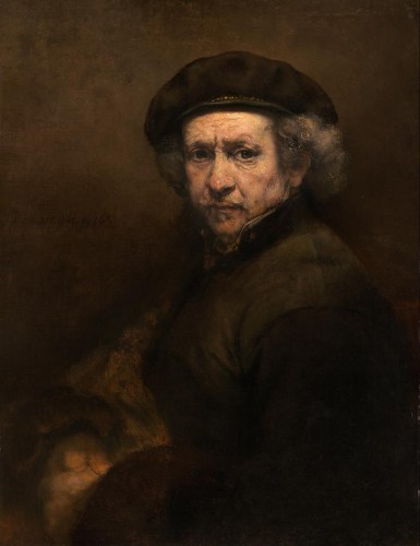 Rembrandt Used A Lead Mineral As Secret Ingredient For His Masterpieces