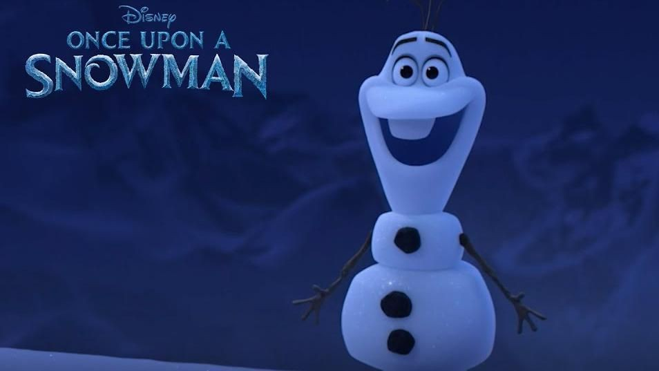Disney's 'Once Upon A Snowman' Whets The Appetite For 'Frozen III'