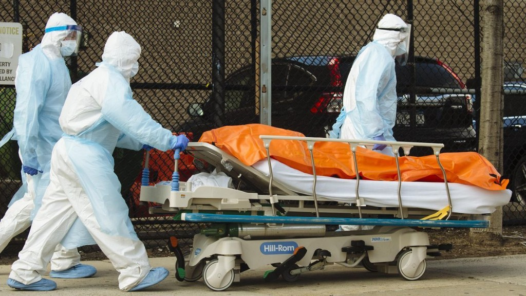 Why Is Covid-19 More Deadly Than Ebola? An Infectious Disease Doctor Explains