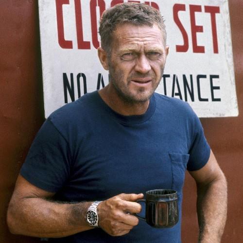 The Secret History of Steve McQueen's Rolex Submariner