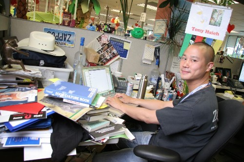 Holacracy: Startups Can Learn From Zappos, Says CEO Tony Hsieh