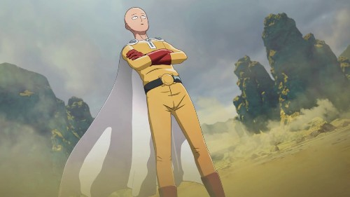 The Upcoming 'One-Punch Man' Game Reveals How Saitama Will Be Involved In Battles
