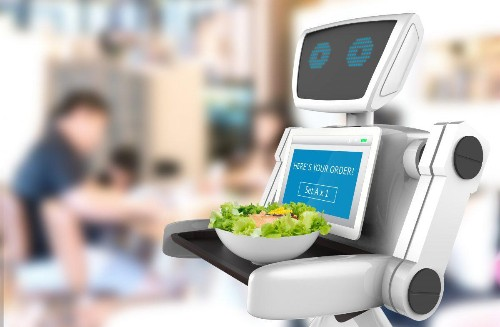 The Rise Of The Restaurant Robot